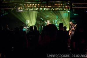 Sympheria im Underground in Wuppertal am 04.02.2017